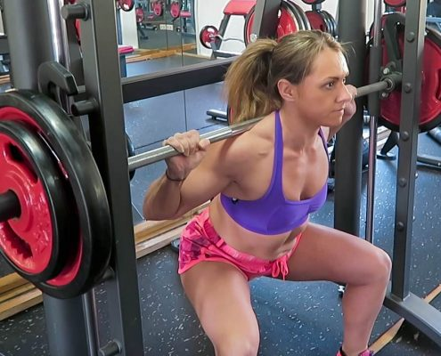 Crusher Leg Workout Feel My Pain