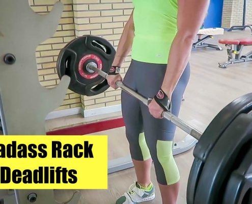 Rack Deadlifts