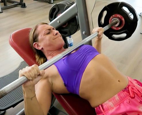 Chest and Triceps Routine