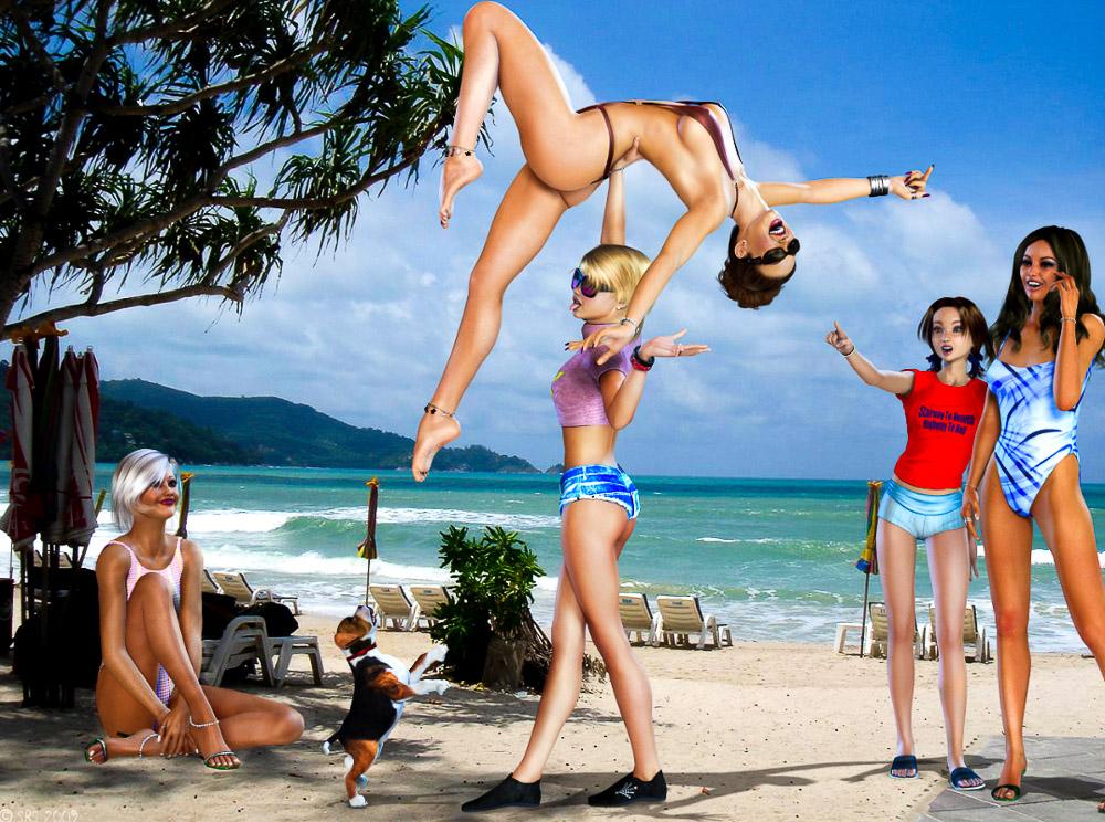 Biomechanics of lift and carry, women lifting men
